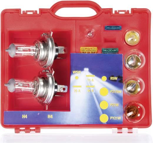 Leuchtmittel-Sortiment Unitec Standard H4 60/55 W