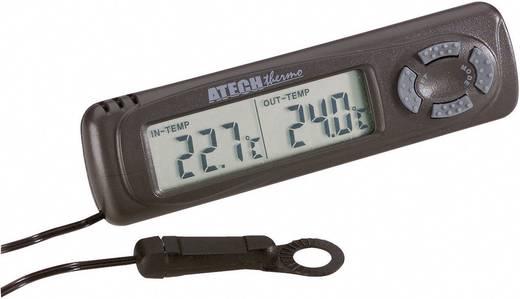 Thermometer Innen-/Außentemperatur, Aufbau, Min-/Max. Funktion 854237 Atech