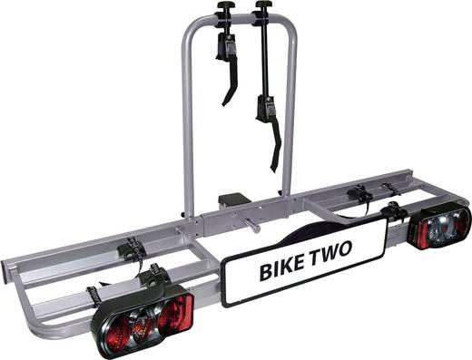 Fahrradträger Eufab Fietsendrager voor 2 fietsen 11411 Anzahl Fahrräder=2