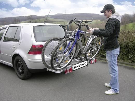 Fahrradträger Eufab Bike Two 11411 Anzahl Fahrräder=2