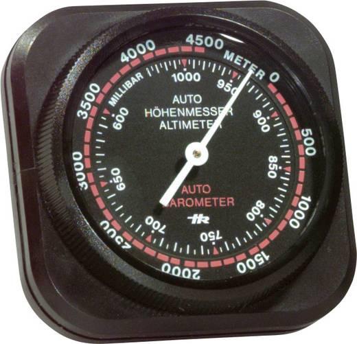 Kfz Aufbauinstrument Höhenmesser Messbereich 0 - 5000 m Herbert Richter 10310501 keine Beleuchtung