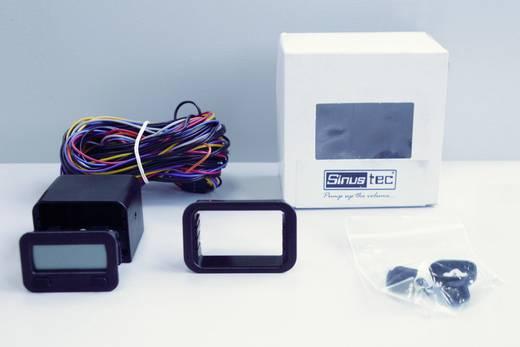 Thermostat Innen-/Außentemperatur, Thermostat-Funktion, Aufbau, Einbau 10320 Sinustec