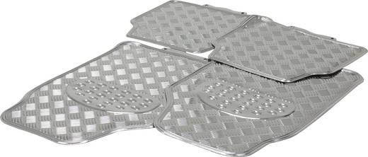 Fußmatte (universell) universal PVC Aluminium (eloxiert) 16132