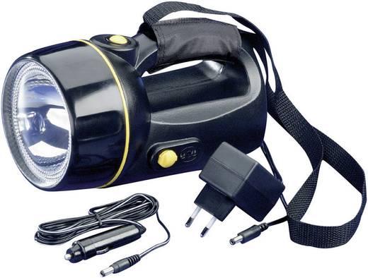IVT 600001 Akku-Handscheinwerfer Explorer ll Schwarz Halogen 3.5 h