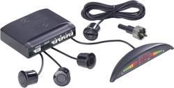 Akustický parkovací systém s LED ukazatelem, 4 senzory