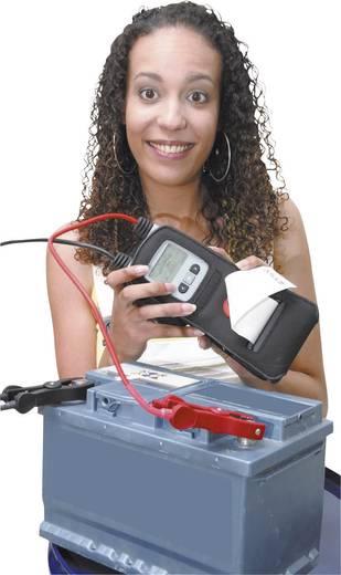 Kfz-Batterietester, Systemanalysegerät 12 V Analyzer AA500PWP Inkl. Drucker Argus