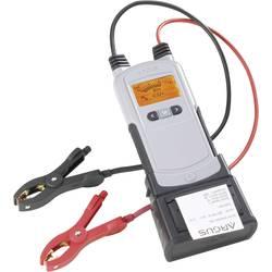 Tester autobatérií, prístoj systémovej analýzy Argus Analyzer AA500PWP 12 V, vr. kliešťových svoriek