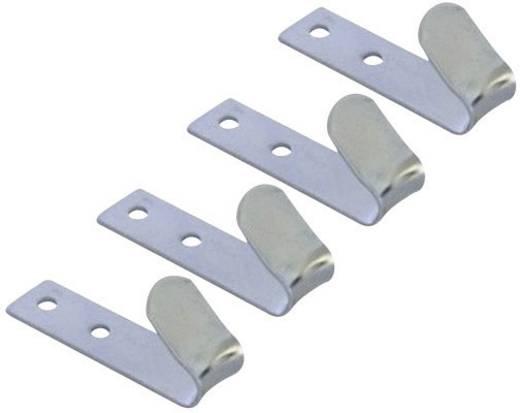 Anschraubhaken (L x B) 70 mm x 20 mm 0410218 0410218