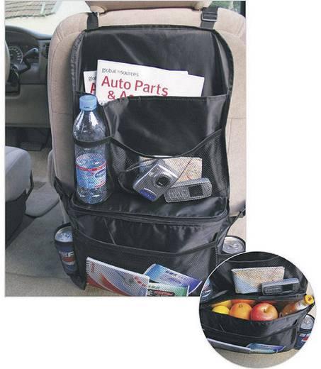 Rücksitztasche mit Isolierfach 19.325 (L x B x H) 600 x 400 x 90 mm