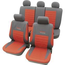 Autopoťahy cartrend Active 60121, 11-dielna, polyester, červená