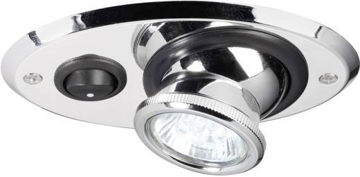 C2-100 Dekolicht 12 V LED, Halogen (L x B x H) 115 x 70 x 48 mm Drehbar, Schwenkbar