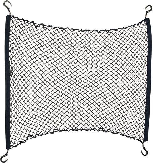 Gepäck- und Kofferraumnetz universal (L x B) 90 cm x 50 cm Schwarz 19.298