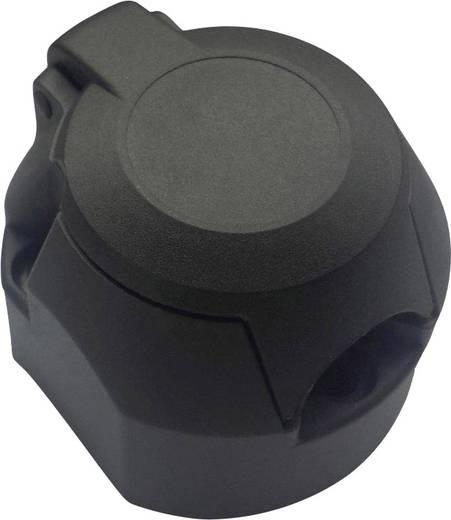 SecoRüt 20145 Anhänger-Steckdose [Steckdose 7polig - Stecker 7polig] ABS Kunststoff