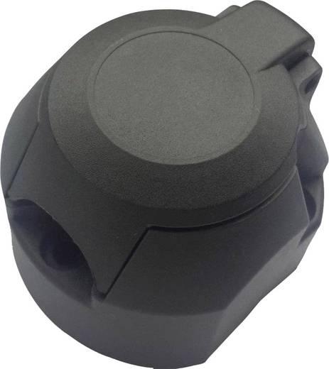 Anhänger-Steckdose [Steckdose 7polig - Stecker 7polig] SecoRüt 20145 ABS Kunststoff