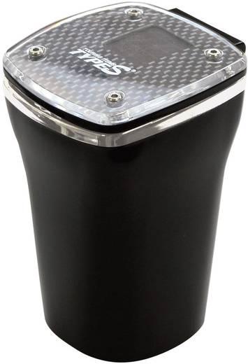 Aschenbecher AT02487-60/6 AT02487-60/6 70 mm x 70 mm x 100 mm mit Deckel