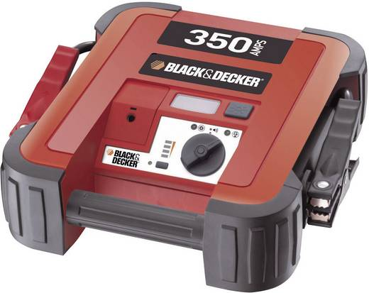 Black & Decker Schnellstartsystem BDJS350 70105 Starthilfestrom (12 V)=350 A