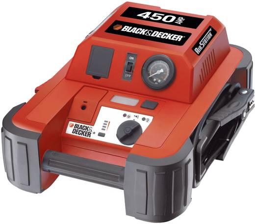 Black & Decker Schnellstartsystem BDJS450I 70106 Starthilfestrom (12 V)=450 A