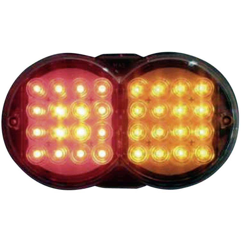 LED Anhänger-Rückleuchte Bremslicht, Blinker, Rückleuchte hinten 12 ...
