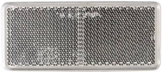SecoRüt Reflektor Weiß (L x B) 90 mm x 44 mm