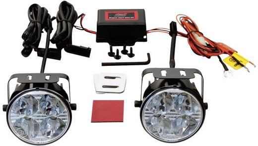 Tagfahrlicht LED (Ø x T) 70 mm x 53 mm Devil Eyes 610759 Światła do jazdy dziennej LED