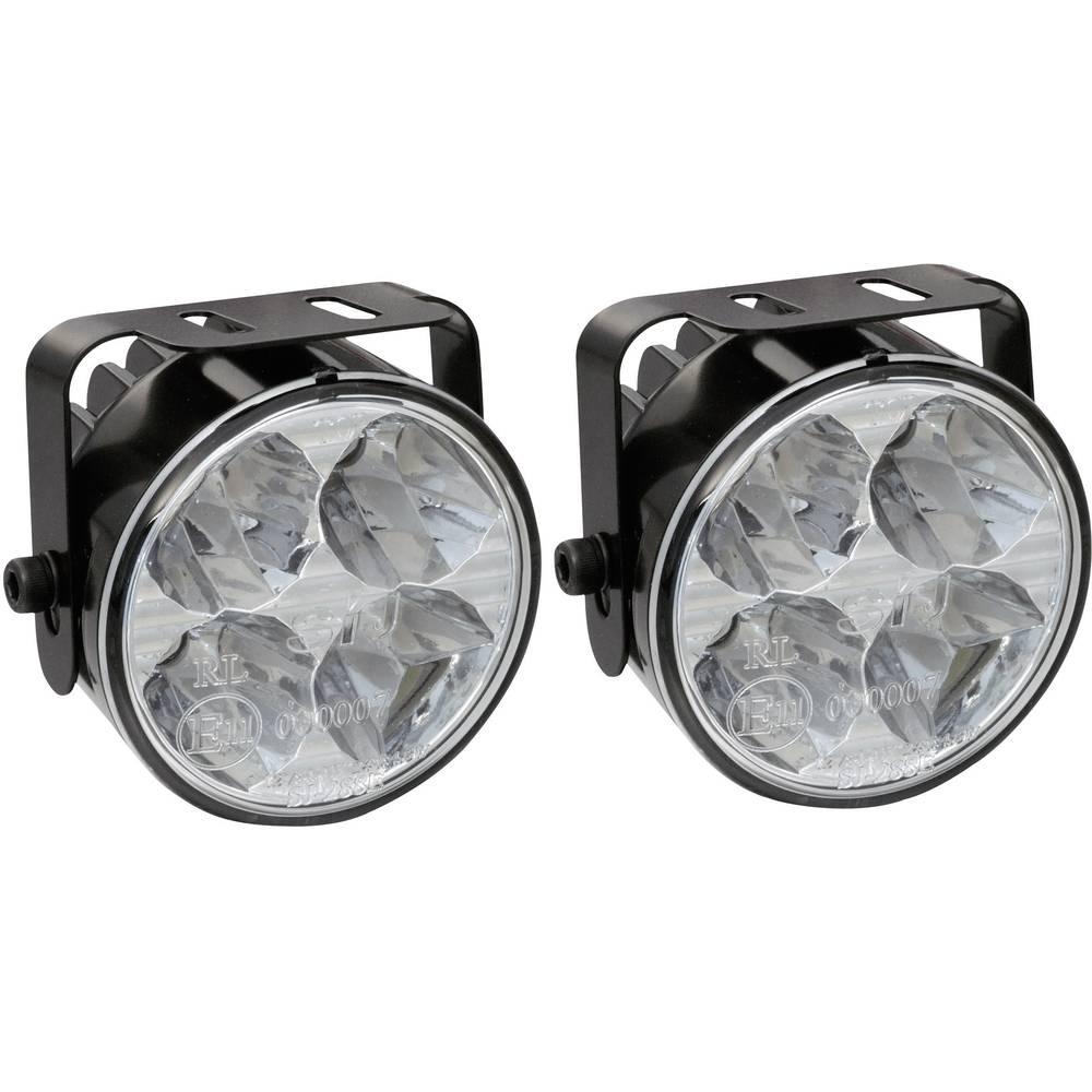 Tagfahrlicht LED (Ø x T) 70 mm x 53 mm Devil Eyes 610759 im Conrad ...