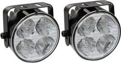 LED světla pro denní svícení Devil Eyes, 610759, 4 LED