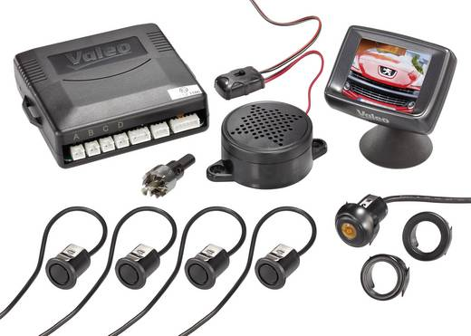 Kabel-Rückfahrvideosystem 632064 Valeo Aufbau