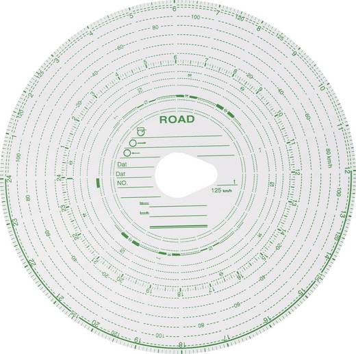 Diagrammscheiben 30130 30130 für Tachographen