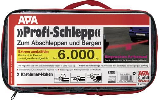 Abschleppseil APA 26051 Wohnmobile, SUV, Quad, Pkw, ATV, bis 6000 kg