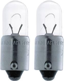 Autožárovka Osram, 3930-02B, 24 V, T4W, BA9s, čirá, 2 ks