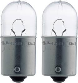 Autožárovka Osram, 5637-02B, 24 V, R10W, BA15s, čirá, 2 ks