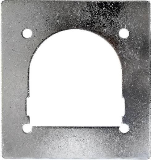 Gegenplatte Zurr-Ring (L x B) 120 mm x 115 mm 25275