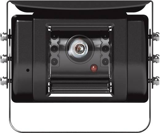 Kabel-Rückfahrkamera CM-42 Camos schwenkbar, Automatischer Weißabgleich, Blendenautomatik, integrierte Heizung, integrie