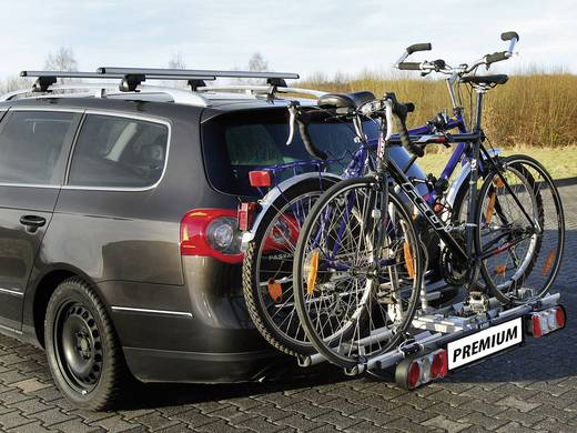 Fahrradträger Eufab 12011LAS Anzahl Fahrräder=2