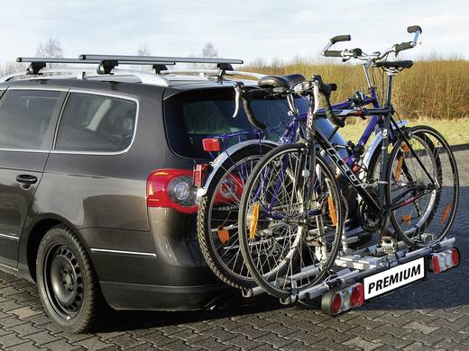 Fahrradträger Eufab Premium 12011LAS Anzahl Fahrräder=2