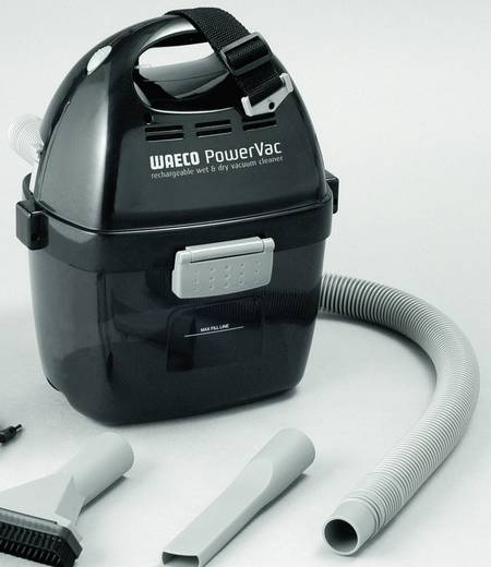 Akku-Handstaubsauger Waeco 12 V, 230 V PowerVac PV 100