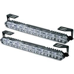 LED světla pro denní/obrysové svícení Dino, 610790, 20 LED - LED světla pro denní svícení a poziční světla, 20 LED - LED světla pro denní svícení a poziční světla, 20 LED