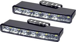 LED světla pro denní svícení Devil Eyes, 610763, 6 LED