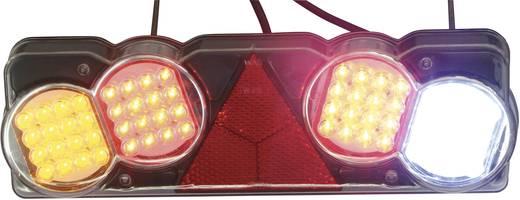 LED Anhänger-Rückleuchte Bremslicht, Blinker, Reflektor, Rückleuchte, Rückfahrscheinwerfer hinten, links 24 V SecoRüt K