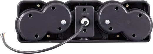 Glühlampe Anhänger-Rückleuchte Blinker, Bremslicht, Rückleuchte, Rückfahrscheinwerfer, Reflektor hinten, links 12 V, 24