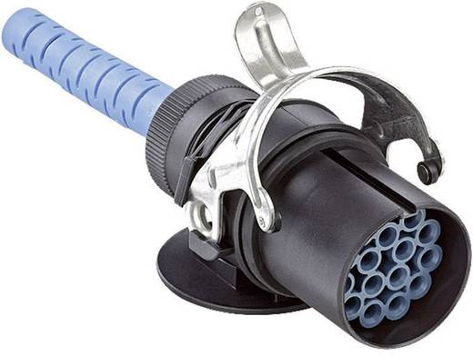 Anhänger Stecker [Steckdose 15polig - Stecker 15polig] SecoRüt 40110 ABS Kunststoff