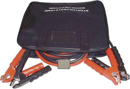 SET® TS 700 Starthilfekabel 50 mm² Kupfer 7 m mit Schutzschaltung, mit abgewinkelten Messing-Zangen