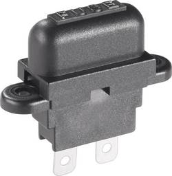 Porte-fusibles plats Section du câble Jusqu'à 2,5 mm²