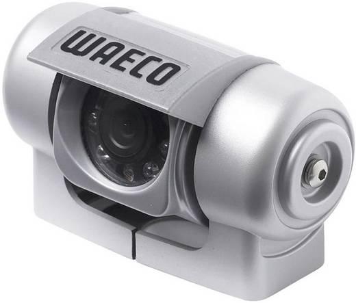 Kabel-Rückfahrkamera CAM 50C Waeco integriertes Mikrofon, integrierte Heizung Aufbau Silber