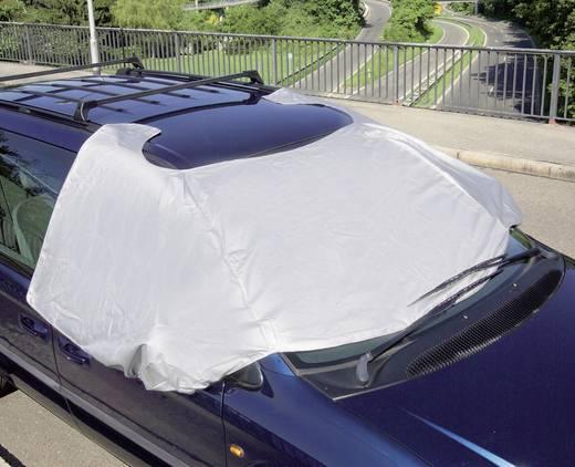 Scheibenabdeckung Front- & Seitenscheibenschutz, Diebstahlschutz (B x H) 285 cm x 97 cm Unitec 73774 Pkw, Wohnmobile, Van, SUV Silber
