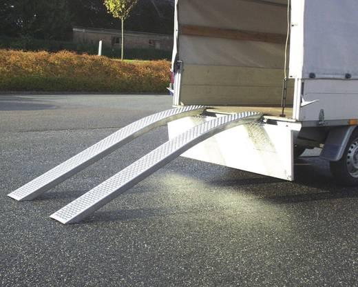 Auffahrrampe 400 kg Aluminium HP Autozubehör 11.275 150 cm x 20 cm x 3.5 cm