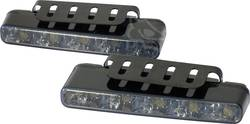 LED světla pro denní svícení Devil Eyes, 610765, 5 LED