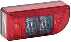 Zadní světlo pro přívěs SecoRüt, 90227, 5komorové, pravé, červená/transparentní