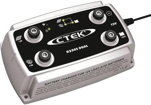 CTEK Automatikladegerät D250S DUAL 12 V 20 A