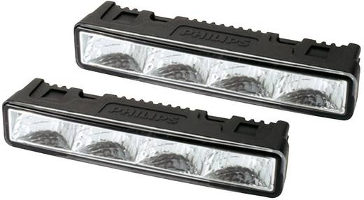 Tagfahrlicht LED (B x H x T) 126 x 24 x 32 mm Philips 12831ACCX1 DayLights DRL4